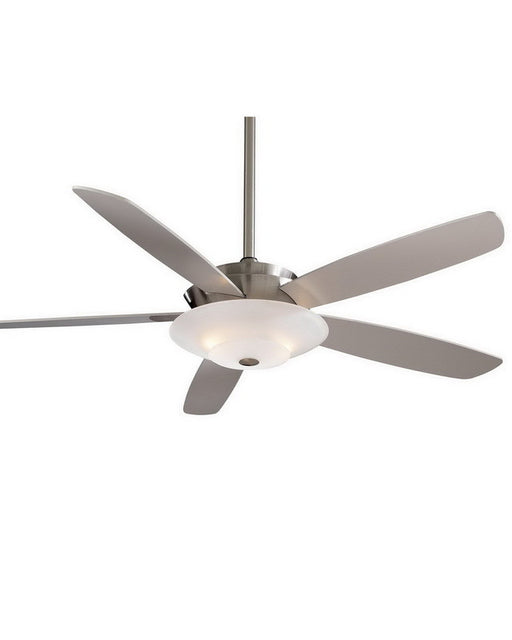 Minka Aire SPECIAL ORDER F598 BN Airus Collection Ceiling Fan in Brushed Nickel Finish - Quality Discount Lighting