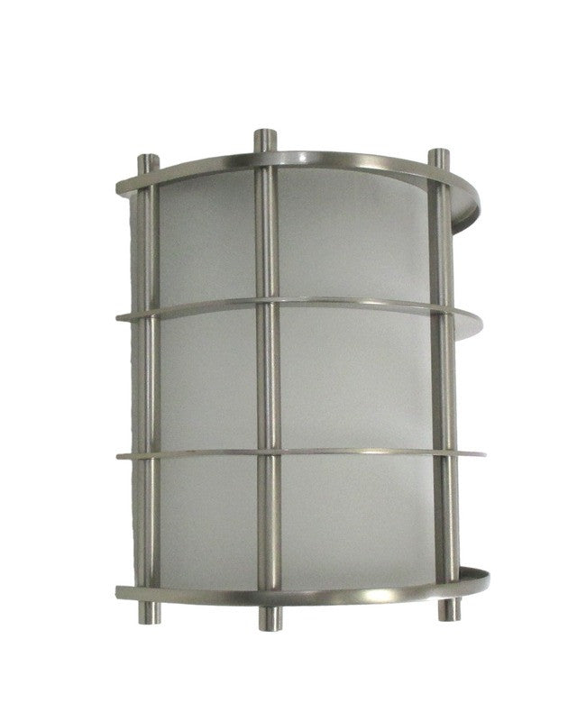 Epiphany Lighting 103514 BN Contemporary Wall Sconce in Brushed Nickel Finish