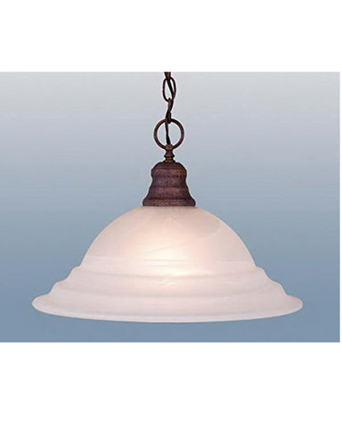 Vaxcel Lighting PD5378 WP One Light Hanging Pendant in Weathered Patina Finish - Quality Discount Lighting