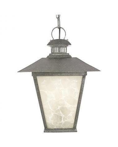 Quoizel Lighting DV1913 HS One Light Exterior Outdoor Hanging Pendant in Bronze Finish - Quality Discount Lighting