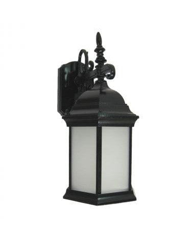 Epiphany Lighting EB470-13BLK Exterior Outdoor Energy Efficient Wall Lantern in Black Finish - Quality Discount Lighting