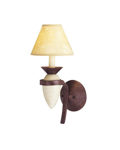 Kichler Lighting 37039 One Light Wall Sconce in Tannery Bronze Finish - Quality Discount Lighting