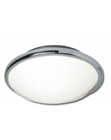 Epiphany Lighting ESCM579-64 BN Energy Saving Fluorescent Flush Ceiling Mount in Brushed Nickel Finish - Quality Discount Lighting