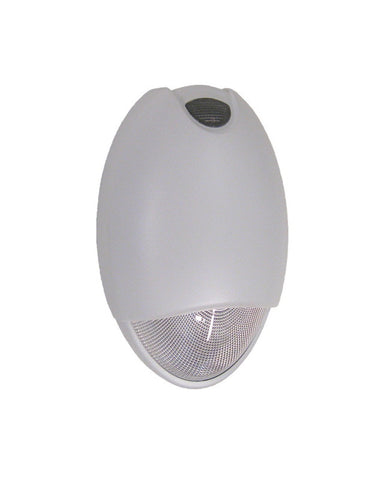 Epiphany Lighting AEL900 WH White Architectural Exterior Wall Emergency LED