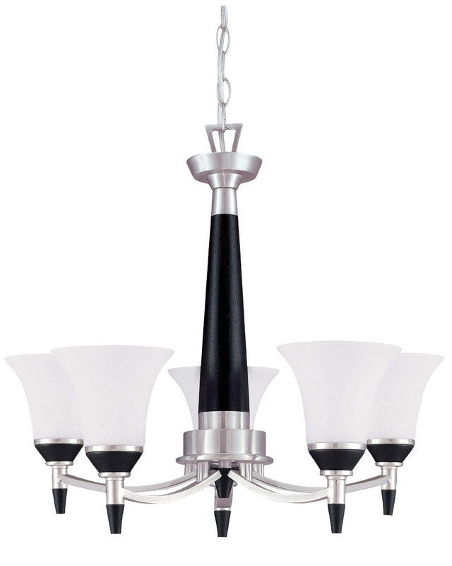 Nuvo Lighting 60-2455 Keen Collection Five Light Energy