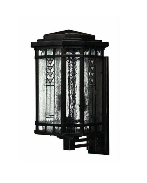 Hinkley Lighting 2244 RB Four Light Exterior Outdoor Wall Lantern in Regency Bronze Finish