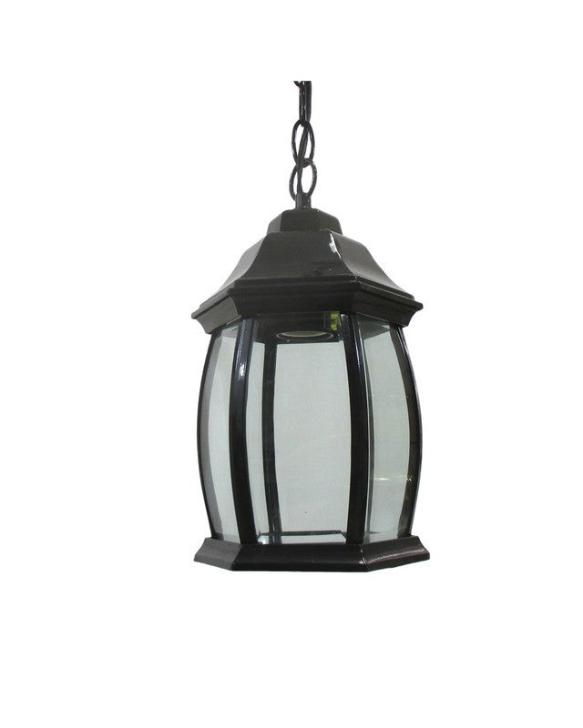 Epiphany Lighting 104894 Bk One Light Outdoor Exterior: Epiphany Lighting 102474 BK One Light Cast Aluminum