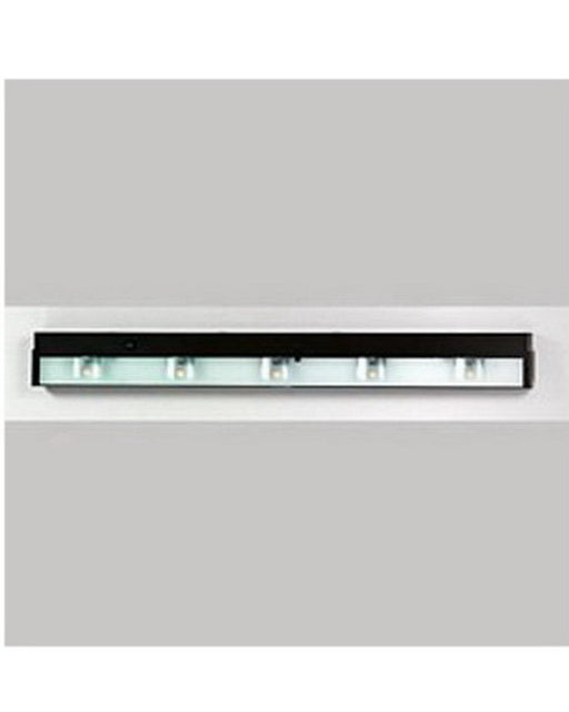 Quoizel UC1240BX Five Light Halogen Under Cabinet Light in Bronze Finish - Quality Discount Lighting