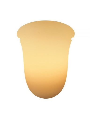 Access Lighting 23109 AMB Two Light Wall Sconce with Amber Glass - Quality Discount Lighting