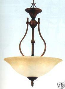 Quoizel Lighting FI2820 VE Three Light Pendant Chandelier in Verona Finish - Quality Discount Lighting