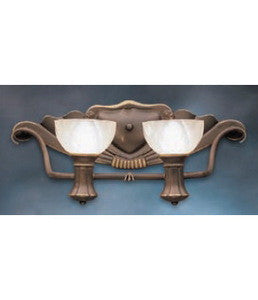 Kichler Lighting 5067 OLZ Two Light Bath Vanity Wall Mount in Oiled Bronze Finish - Quality Discount Lighting