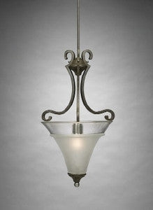 Kichler Lighting 34034 One Light Hanging Pendant in Tuscan Gold Finish - Quality Discount Lighting