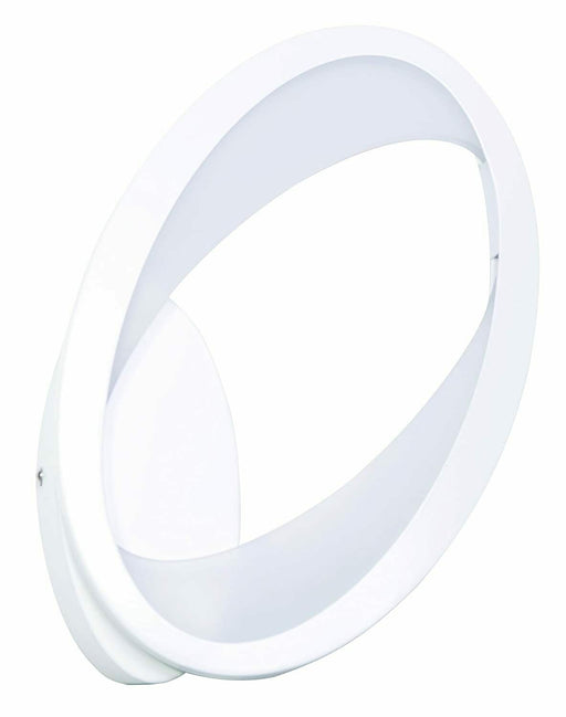 AFX ELS11081200L30D1WH Ellipse Collection LED Wall Sconce in White Finish