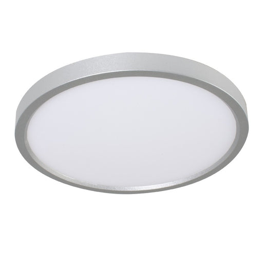 Rainbow Lighting EGRF1216L30D1SN-6PK SIX Pack Large Edge Round LED Surface Mount in Satin Nickel Finish