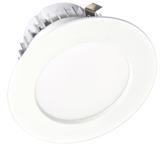"American Lighting  EP4-E26-27-WH - 12 PACK -  Direct LED Retrofit for 4"" Conventional Recessed Cans"