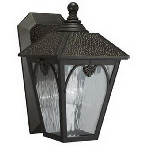 Kichler Lighting 89456 Two Light Exterior Outdoor Wall Lantern in Olde Bronze Finish - Quality Discount Lighting