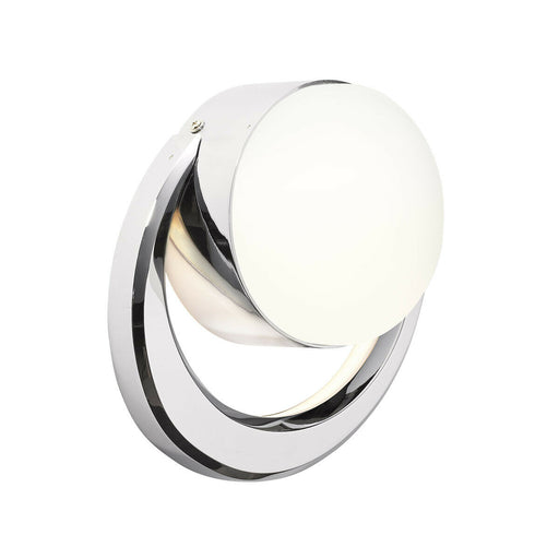 Elan by Kichler Lighting 83515 Novella Collection LED Wall Sconce in Chrome Finish