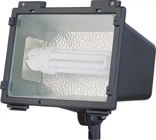 Nuvo Lighting 65-032R One Light CFL 42 Watt Fluorescent Outdoor Landscape Mount Flood Light in Architectural Bronze Finish - Quality Discount Lighting