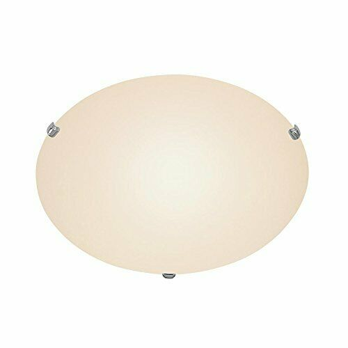 Trans Globe Lighting 58706 PC Cullen Collection Two Light Flush Ceiling Mount in Polished Chrome Finish