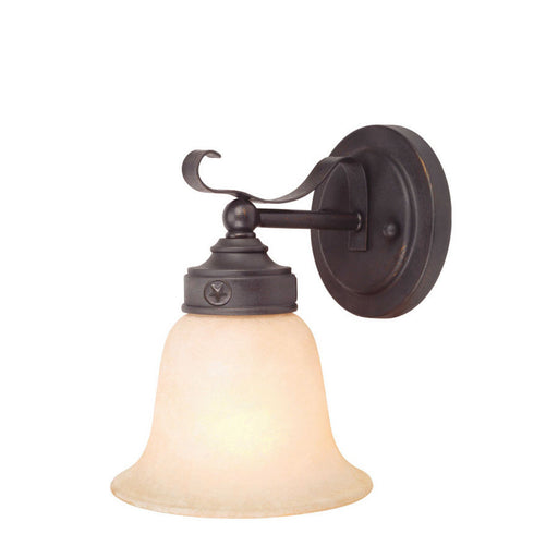 Trans Globe LIghting 263605 One Light Texas Style Wall Sconce in Bronze Finish - Quality Discount Lighting