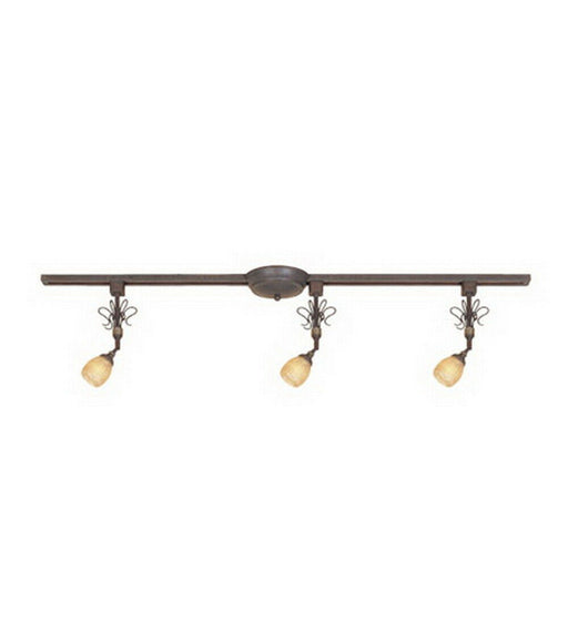 Designers Fountain Lighting TKK30 AGB Treble Collection Three Light Ceiling Track Kit in Augustine Bronze Finish