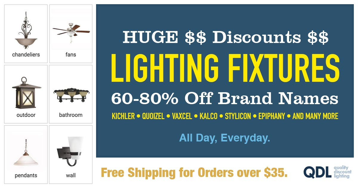quality discount lighting  major brands at  off, Home decor