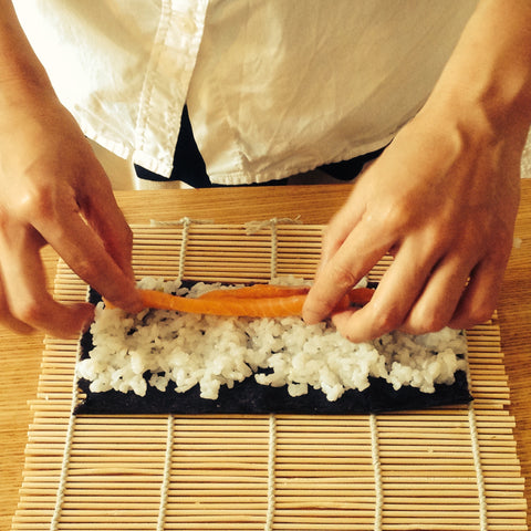 """Sushi traditionell"" <br /> Sa.2.September.2019, <br />14:00-16:30 Uhr"