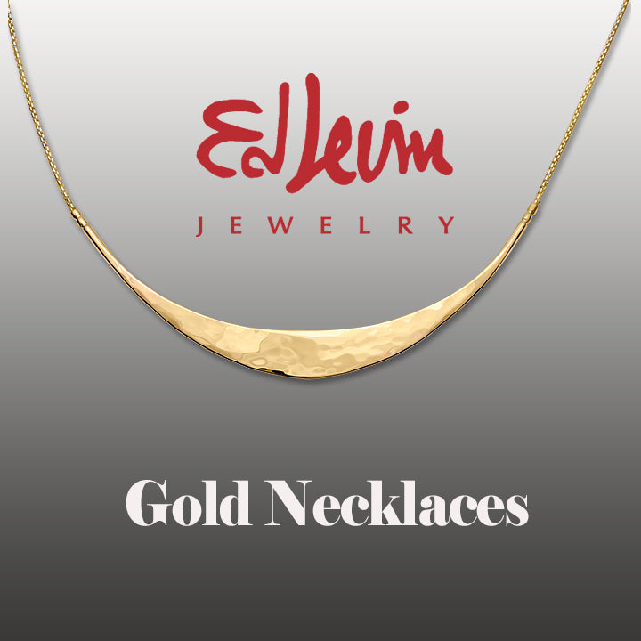 Ed Levin Gold Necklaces