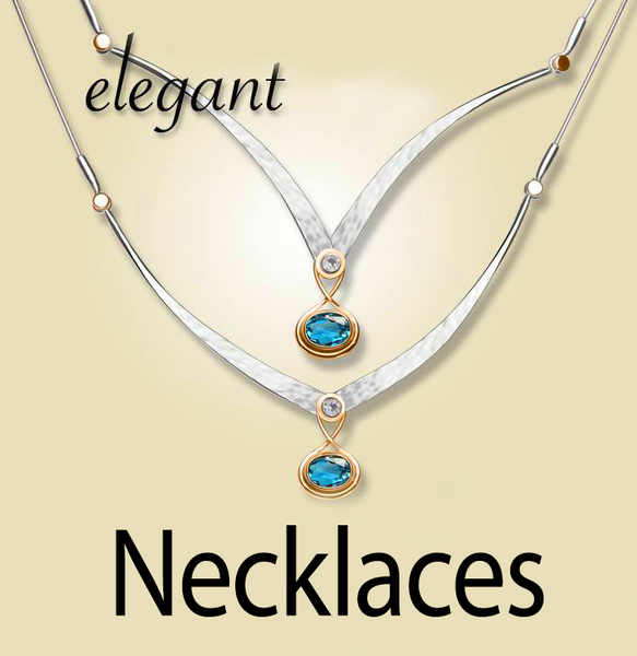 Ed Levin Necklaces