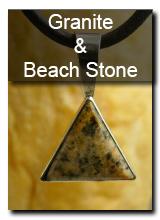 Granite & Beach Stone Jewlery