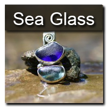 Sea Glass Jewlery