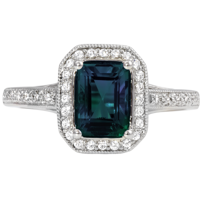 Gemstone Ring 10609