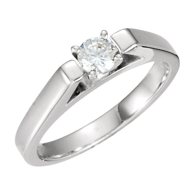 Engagement Ring Mounting 10863