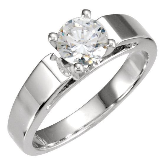 Engagement Ring Mounting 10896