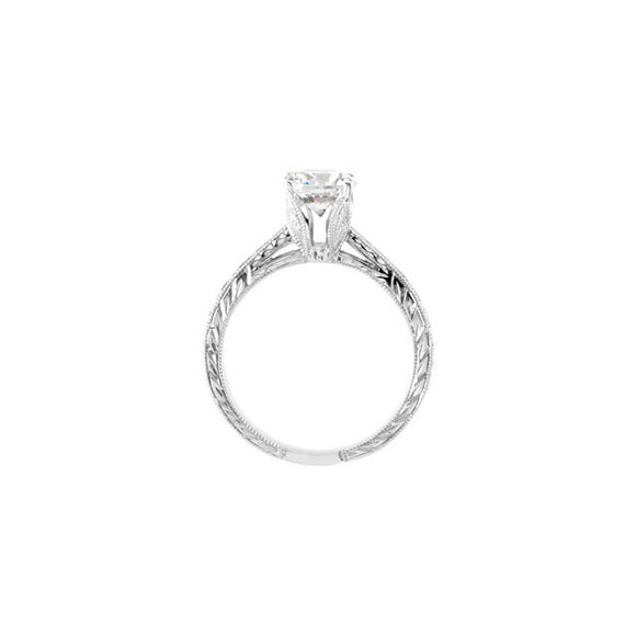 Engagement Ring Mounting 121442