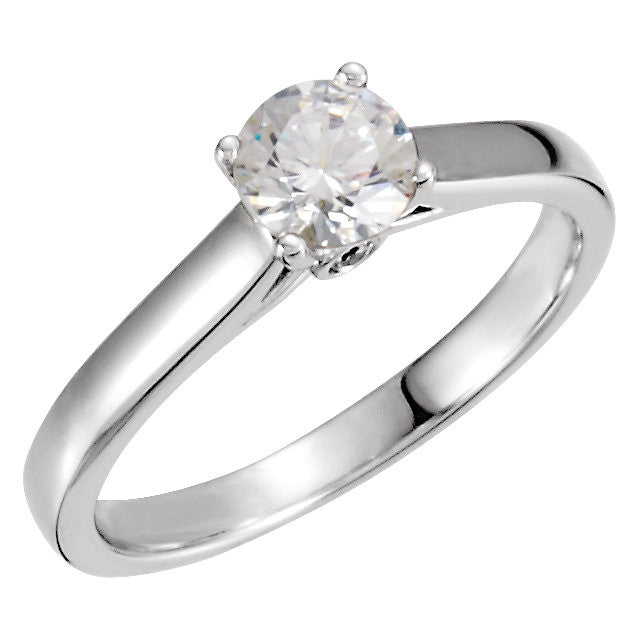 Engagement Ring Mounting 121557