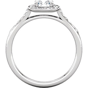 Engagement Ring Mounting 121960