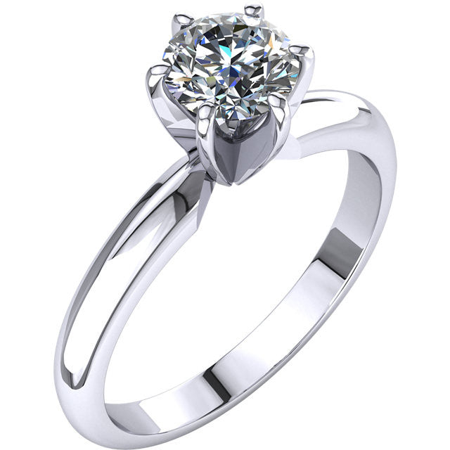Engagement Ring Mounting 140309L