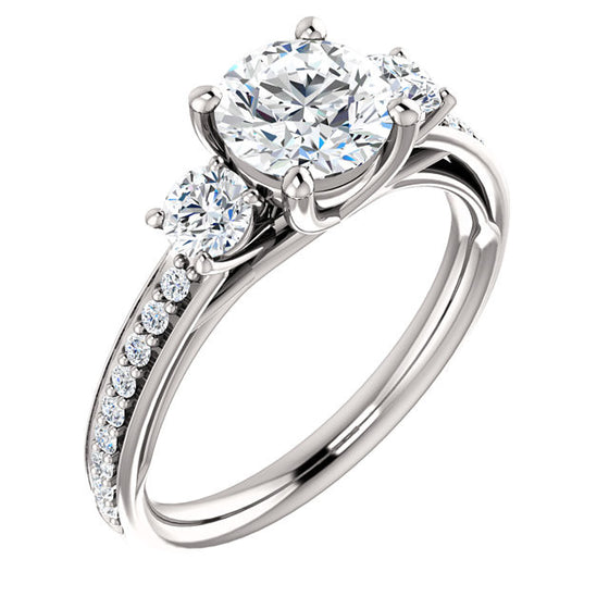 Engagement Ring Mounting 122000