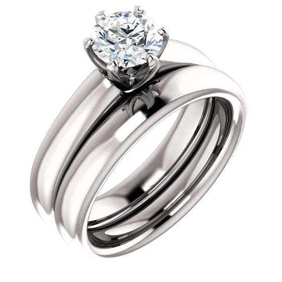 Engagement Ring Mounting 122100
