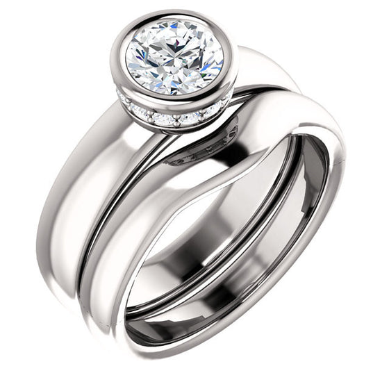 Engagement Ring Mounting 122043