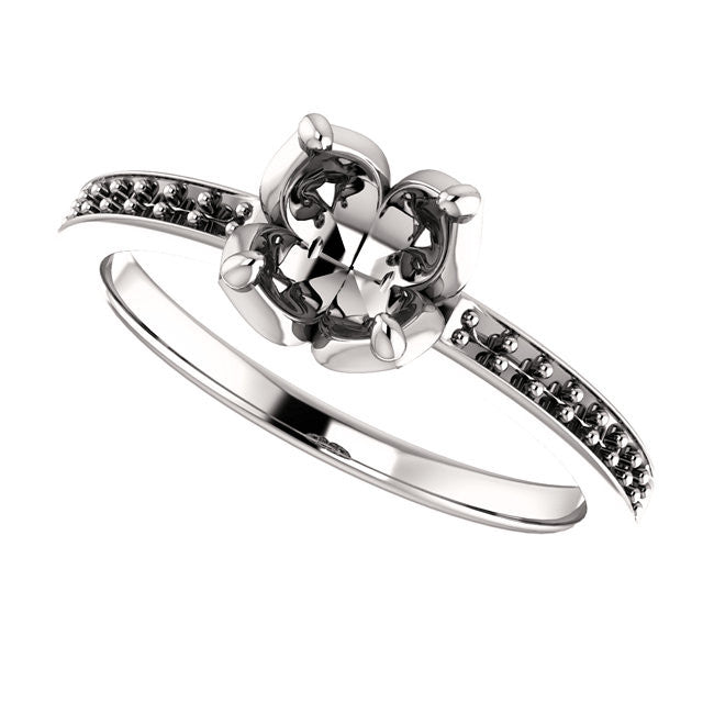 Engagement Ring Mounting 122044