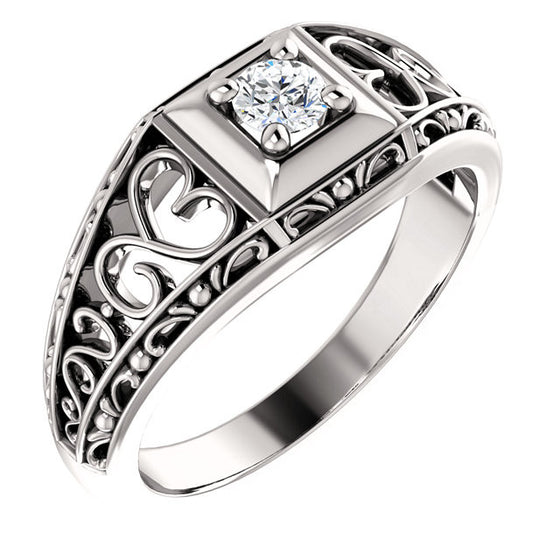 Engagement Ring Mounting 122046