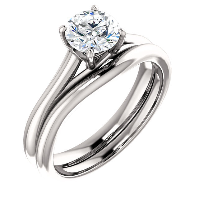 Engagement Ring Mounting 122047
