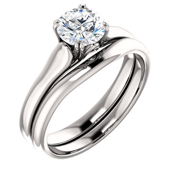 Engagement Ring Mounting 122048