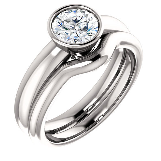 Engagement Ring Mounting 122054