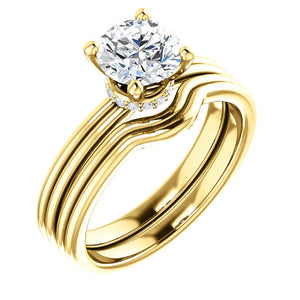 Engagement Ring Mounting 122059