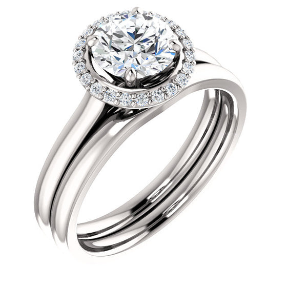 Engagement Ring Mounting 122060