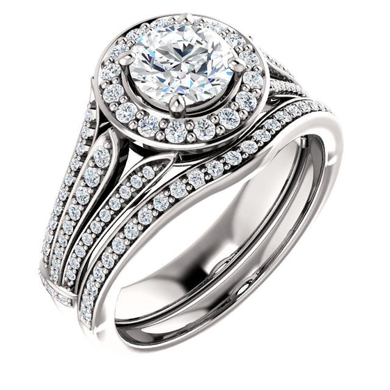 Engagement Ring Mounting 122064