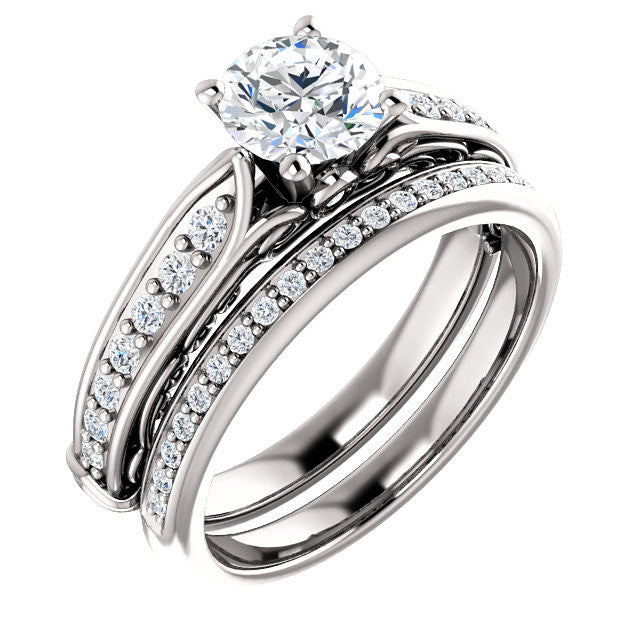 Engagement Ring Mounting 122065